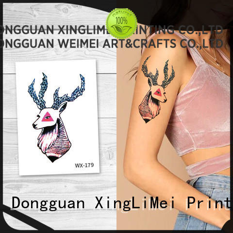 XingLiMei water transfer tattoos for adult for beauty