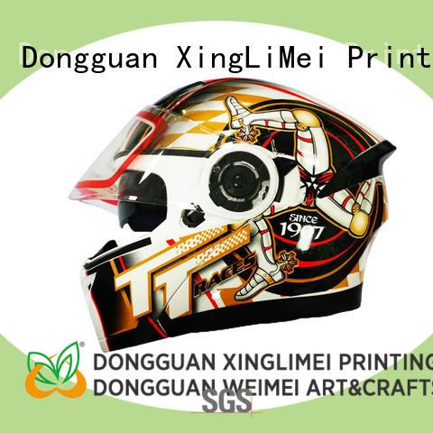 XingLiMei wall art custom decal printing gift for living room
