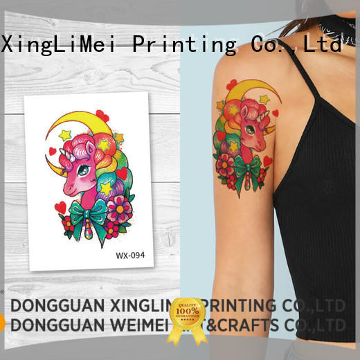 artificial tattoo girls factory price for wedding
