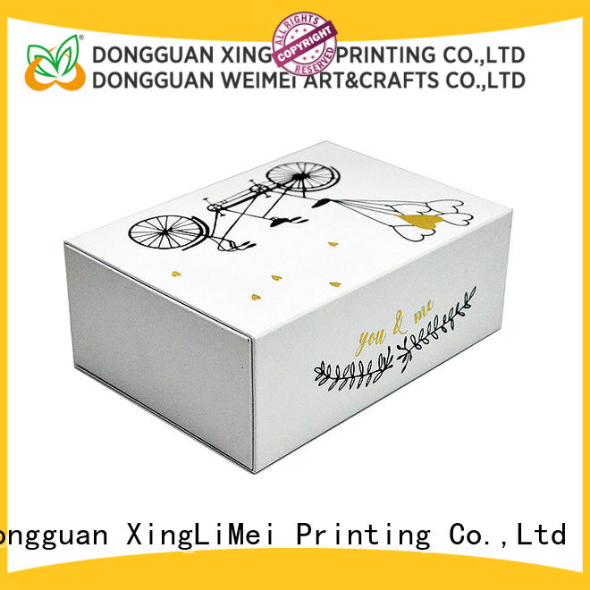 XingLiMei handmade customized gift box for parties for gift