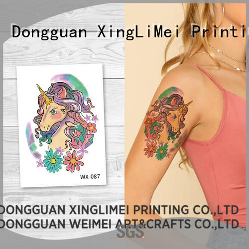 personalized animal temporary tattoos wx094 for women for beauty