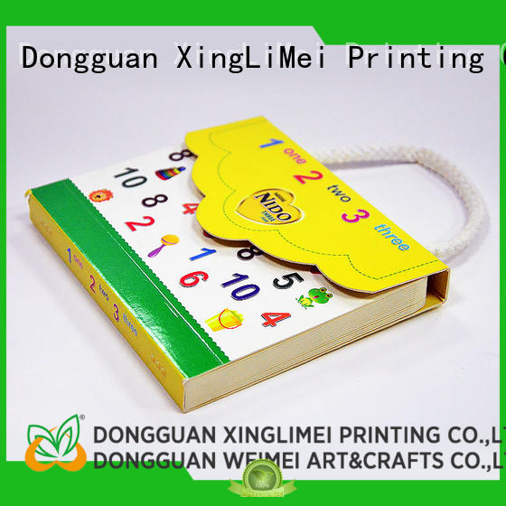 XingLiMei luxury books printing for thought for meeting