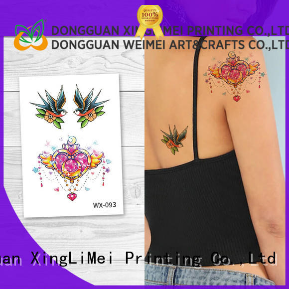 back artificial tattoo for girls for wedding