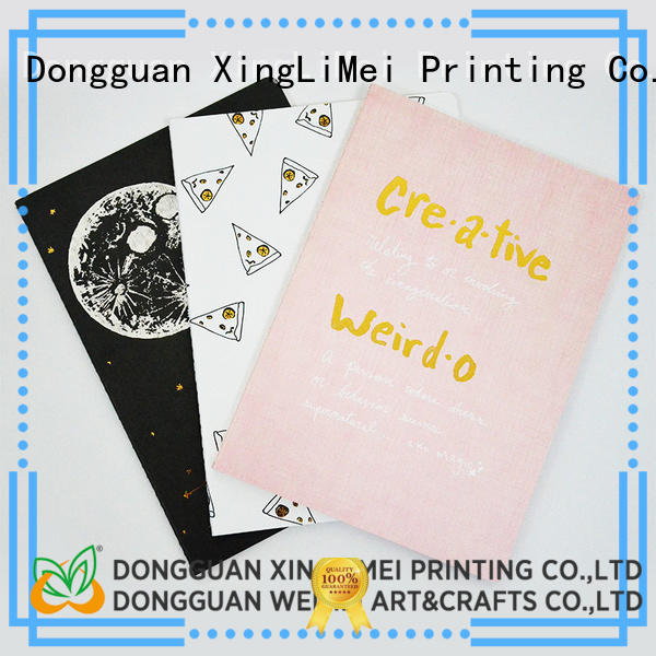 XingLiMei number professional book printing for travel for meeting