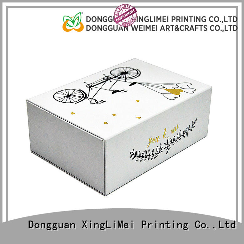 XingLiMei customized customized gift box for weddings for friends
