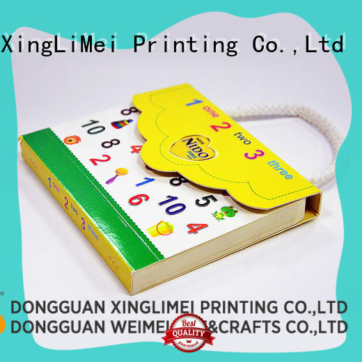 full color professional book printing size directly sale for meeting