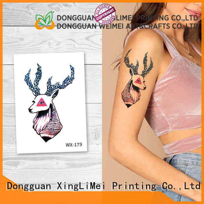 XingLiMei wx087 best temporary tattoos for girls for wedding