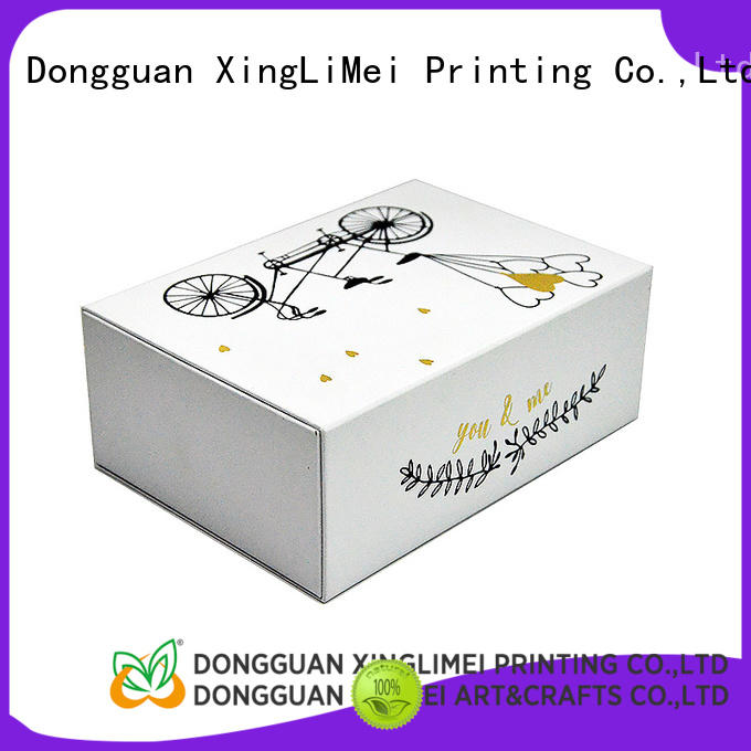 XingLiMei handmade packaging printing festival for friends