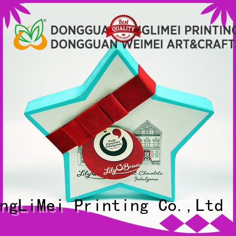 custom product packaging boxes customized for gift XingLiMei