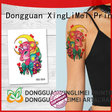forearm body art temporary tattoos animal for adult for wedding