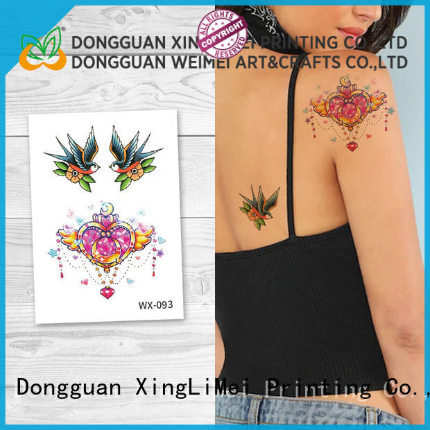 wrist fashion temporary tattoos wx089 for girls for decorative