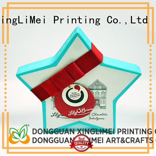 XingLiMei Recycle materials packaging printing festival for wedding