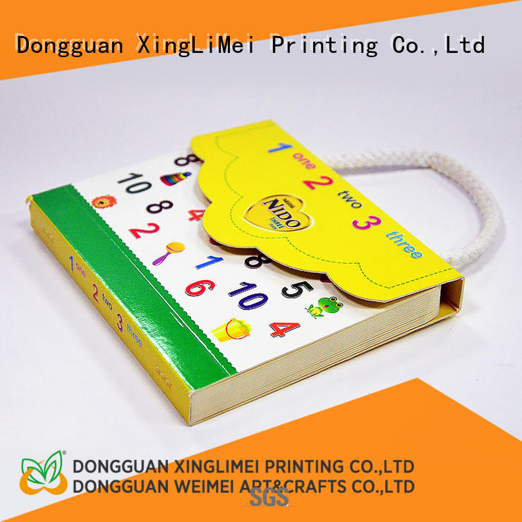 XingLiMei Notebook print your own book luxury for family