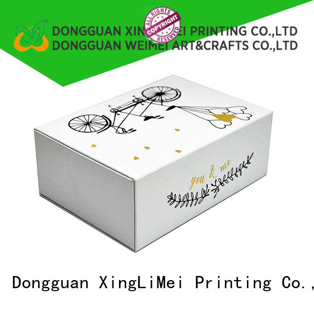 XingLiMei high quality packaging printing logo family