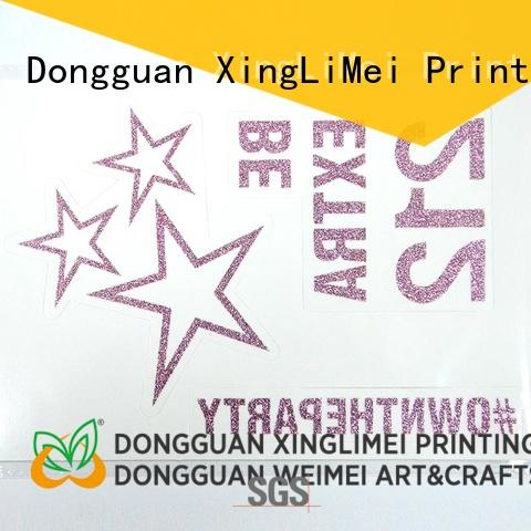XingLiMei geometric custom made temporary tattoos online for make up