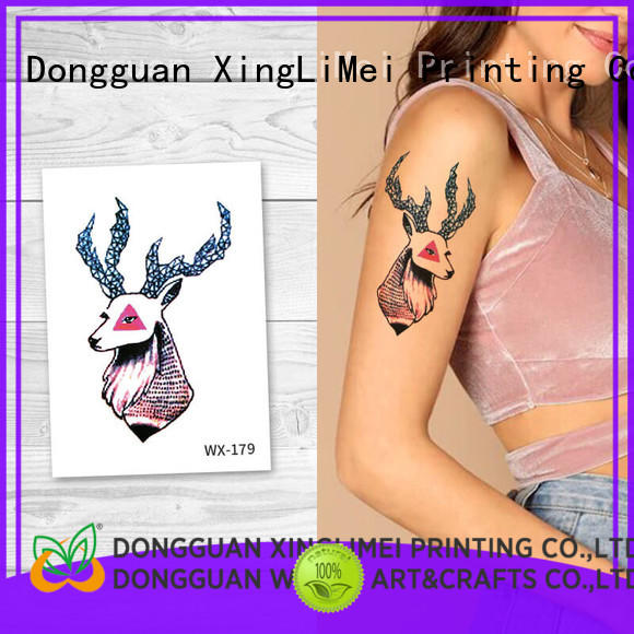 personalized temporary tattoos temporary for beauty XingLiMei