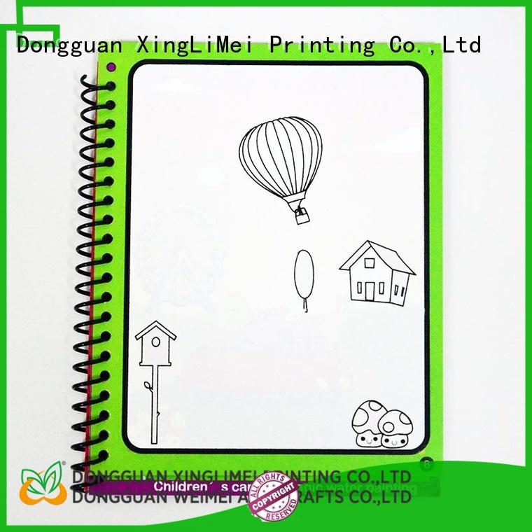 modern publishing magic water coloring book educational supplies for parent-child