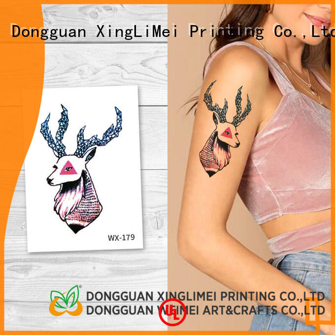full color best temporary tattoos wx087 for girls for beauty