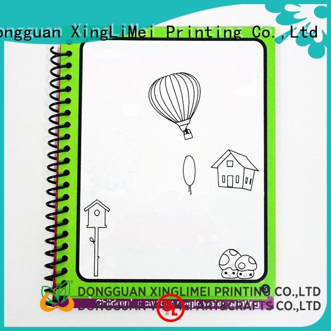 watercolor magic water colouring book childrens for kids for lesson