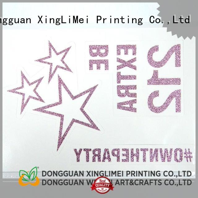 XingLiMei flash uv tattoos factory for wedding