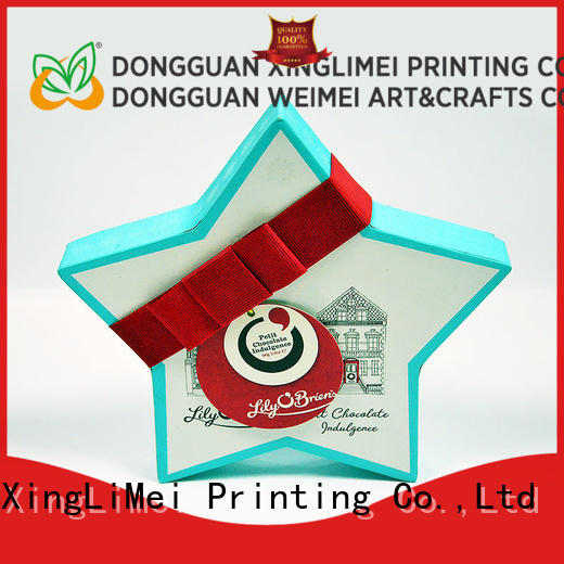 XingLiMei Customized packaging printing supplier for gift