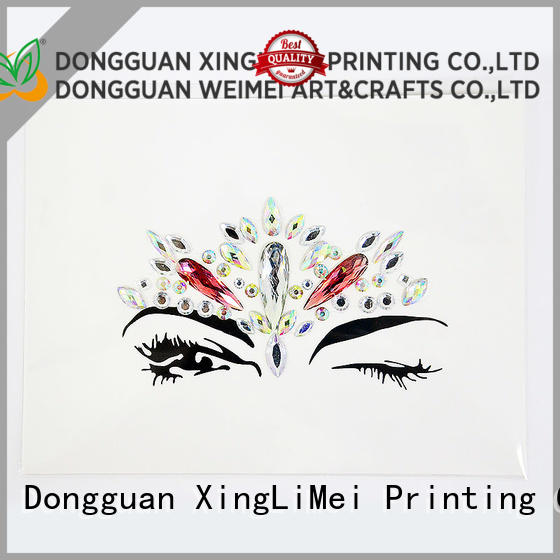 XingLiMei stickers custom vinyl stickers creator for Floor