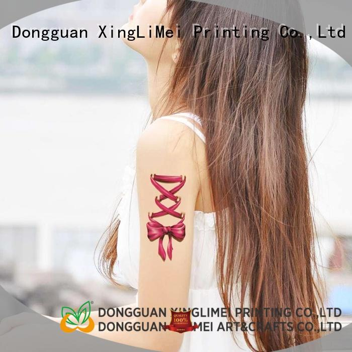 flash printing temporary tattoos body for sale for shops