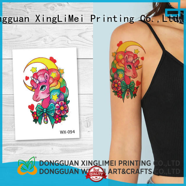 XingLiMei wrist fashion temporary tattoos for adult for decorative