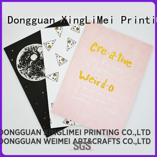 XingLiMei hardcover hardcover book printing directly sale for family