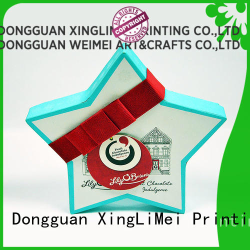 drawer customized gift box festival for wedding XingLiMei