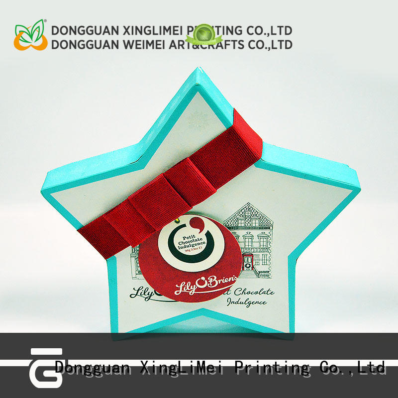Customized custom printed boxes boxes supplier for friends