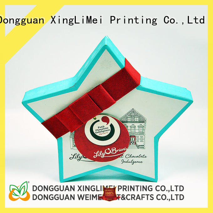 Customized packaging printing quality for weddings for friends