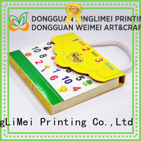XingLiMei custom book printing directly sale for meeting