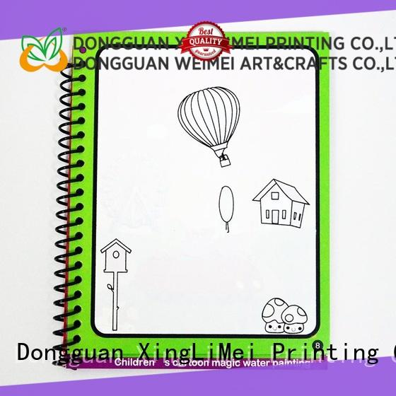 customized magic water coloring book water wholesale for interaction