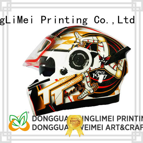 XingLiMei helmet water decals stickers for decorated