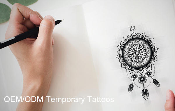 high quality custom temporary tattoos, custom temporary tattoo stickers vendors, custom made transfer tattoos