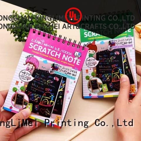 Magic Scratch Art Painting Paper For Kids