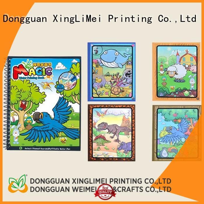 water magic design water coloring books XingLiMei Brand