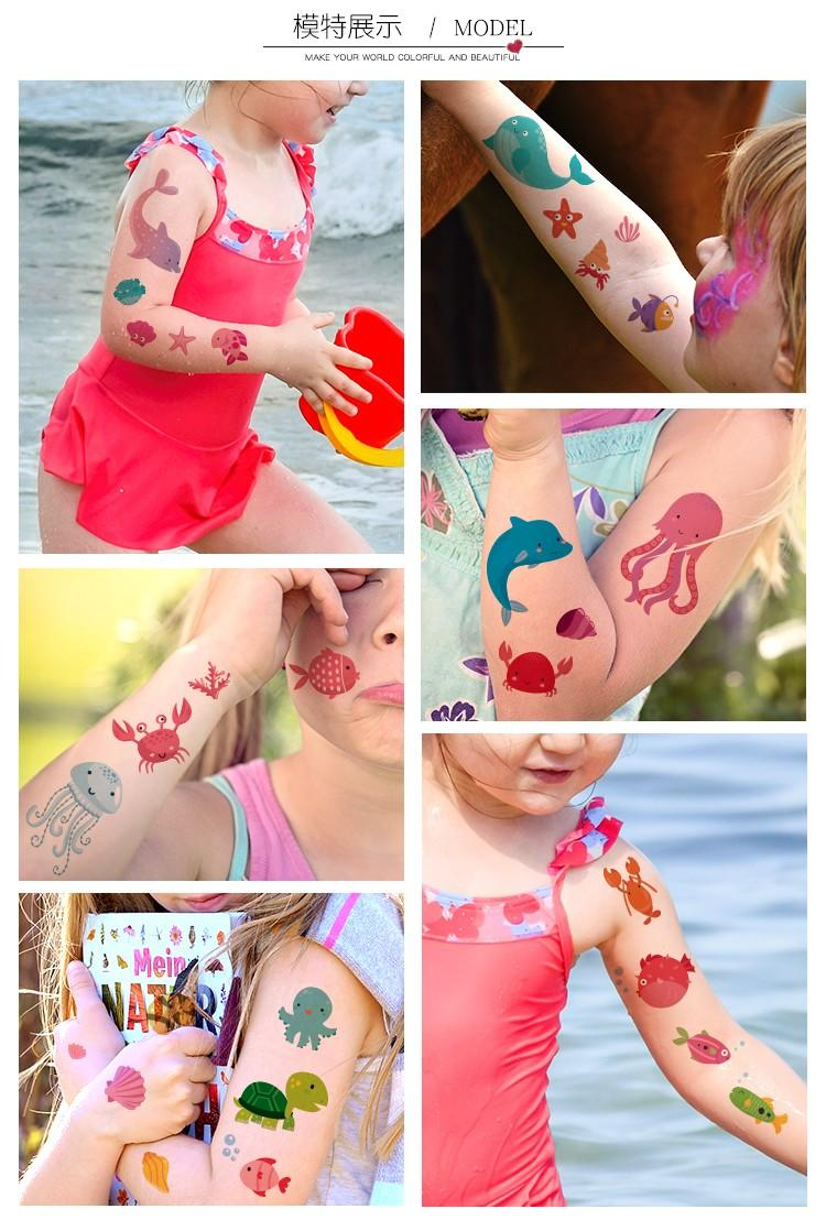 XingLiMei fashion temporary tattoos for women for wedding-2